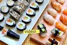 Como Hacer Sushi Recetas