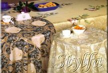 Asztalterítők / Asztalterítők, viaszos vásznak