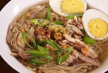 Food: Filipino / by Nick M. Gombash
