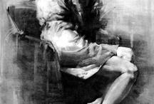 Yr 10 Visual Art Drawing artist inspiration