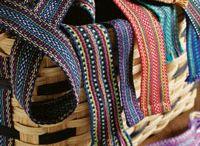 Hand weven