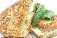 Yummy Sandwiches / by Jocelyn Potts