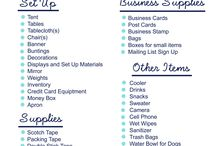 Pimping Sellables / Craft show, booth ideas, festival displays