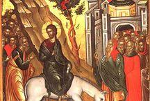 Intrarea în Ierusalim a Domnului