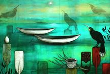 Aotearoa Artists / Artists that personify the country I live in and love - Aotearoa/New Zealand