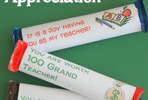Teacher Gifts / by Melissa Osby