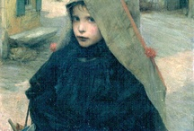 Art - Jules Bastien Lepage (1848-1884)