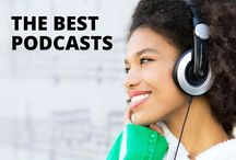 Great Podcasts / The business and tech related podcasts we find and love. And of course, all of the latest episodes of our own Bplans business podcast, the Bcast.