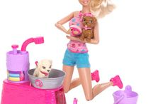 Lexis Barbie board / Toys / by Amy Morgason