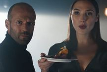Jason Statham in commercial