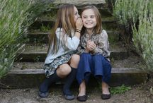 Cool Outfits for Little Fashionistas / Original and super cool outfits for girls who love fashion