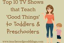 Toddler activities / by Rebecca Pletz