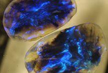 Edelsteine, Mineralien