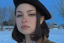 ✎ .. piercings
