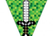 Minecraft Parties / Minecraft is a HUGE obsession with pre-teens and teens.  Minecraft parties are easy to do and will be a big hit with your kids.