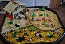 Do cows drink milk? (Farm)