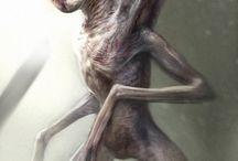 Alien Concepts / by Richard Oles