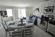 Lanai Suites / Located on the first floor, include three bedrooms, two bathroom and their own private patio