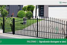 Ogrodzenie klasyczne PALERMO