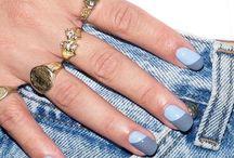 Nails manucure