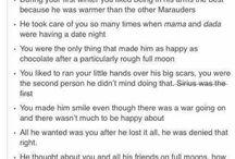 [books] Harry Potter + Marauders