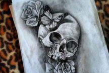 Teschi tatto