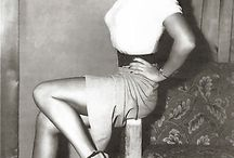 Miss Bettie Page / by Christine Stanton