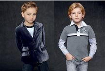 Billionaire AW15 / Putting forward a strong ethos of creating exquisitely tailored designs which are an artful expression of innovation, quality craftsmanship and inimitable style, Billionaire Italian Couture includes a childrens line for boys which takes inspiration from the sophisticated and refined mens mainline collection. With designs for stylish little boys from the age of 4 to 14 years, the new collection does not disappoint and is filled with statement wardrobe staples.