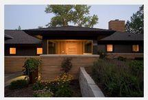 Architecture / Modern - Mountain Modern