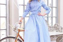 романтик платье рубашка / романтика платье рубашка