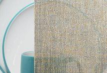 Design Inspiration: Glitterati Glass in Champagne / A design board inspired by the Bendheim Glass Collection by Bart Halpern – Champagne Glitterati™.