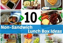 {Kids} Packed Lunch Ideas