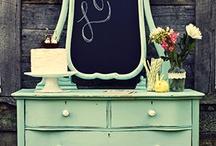 Painted Furniture / by Renee Bukoski