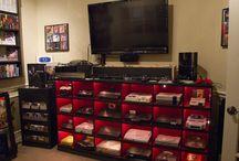 Game Room nerd cave