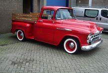 57 Chev truck