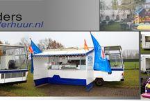 FRIETWAGEN huren Breda, Bergen op Zoom en Roosendaal