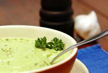 Soep / soepen met of zonder blender