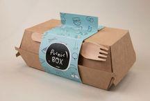 Упаковка еда