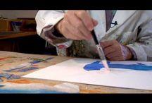 Art Videos / by Lori Johnson