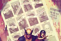 Marvel / by Aamir Patel