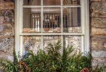 Vanocni ozdoba oken