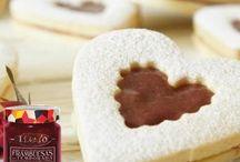 Recetas de San Valentín / Recetas con mermelada para preparar en San Valentín