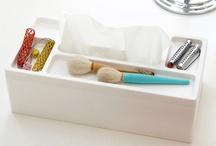 Studio Style / Design & organizational ideas for living in a small condo.