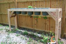 garden/shed/deck