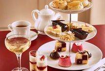 Afternoon Tea - R Chocolate London / An insight into our Afternoon Tea selection available at Belgravia & Richmond upon Thanes. Booking is necessary.