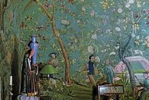 Chinoiserie / Dining room