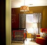 nursery ideas / by Mandy Endris-Gates