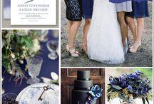 Wedding / General wedding colors, style, etc.  / by Heather Parish