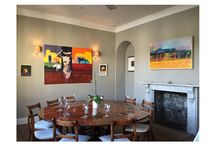Exhibition | Sound and Vision | May - August 2015 / Paintings by Bath-based artist Richard J S Young at Gascoyne Place Restaurant, curated by Quercus Gallery. 16 May - 30 August 2015  Gascoyne Place 1 Sawclose, Bath BA1 1EY
