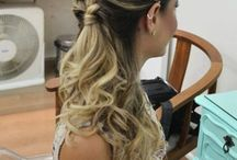 Hair and beauty / penteados